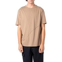 Abbigliamento Uomo T-shirt maniche corte Imperial TG10ABJTD Beige