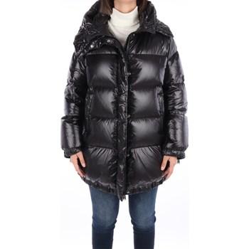 Abbigliamento Donna Cappotti Add WAW224 Lunghi Donna Black Black