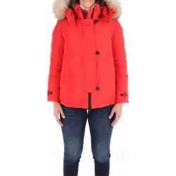 Abbigliamento Donna Cappotti Add WAW442 Corti Donna Fiamma Fiamma