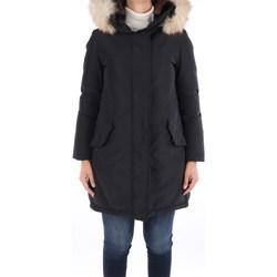 Abbigliamento Donna Cappotti Add WAW443 Lunghi Donna Black Black