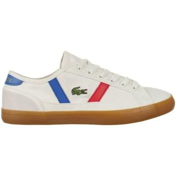 Scarpe Donna Sneakers basse Lacoste Sideline Bianco