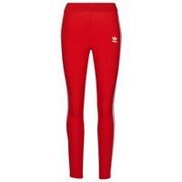 Abbigliamento Donna Leggings adidas Originals 3 STR TIGHT Rosso