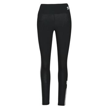 Abbigliamento Donna Leggings adidas Originals HW TIGHTS Nero