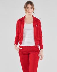 Abbigliamento Donna Giacche sportive adidas Originals FIREBIRD TT PB Rosso