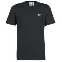Abbigliamento Uomo T-shirt maniche corte adidas Originals ESSENTIAL TEE Nero