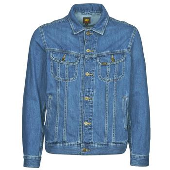 Abbigliamento Uomo Giacche in jeans Lee LEE RIDER JACKET Blu