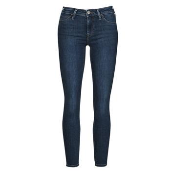 Abbigliamento Donna Jeans skynny Lee SCARLETT Blu