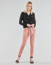 Abbigliamento Donna Chino Le Temps des Cerises LIDY Rosa