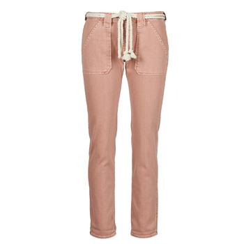 Abbigliamento Donna Pantaloni 5 tasche Le Temps des Cerises EZRA Marrone