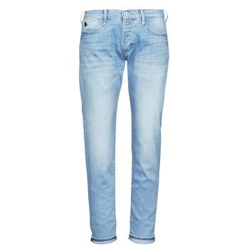 Abbigliamento Donna Jeans boyfriend Le Temps des Cerises MACEL Blu