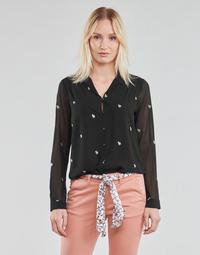 Abbigliamento Donna Top / Blusa Le Temps des Cerises RUSSELA Nero