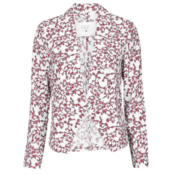 Abbigliamento Donna Giacche / Blazer Le Temps des Cerises GOYA Bianco
