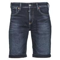 Abbigliamento Uomo Shorts / Bermuda Le Temps des Cerises JOGG BERMUDA Blu / Nero