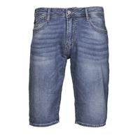 Abbigliamento Uomo Shorts / Bermuda Le Temps des Cerises JOGG BERMUDA Blu