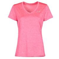 Abbigliamento Donna T-shirt maniche corte Under Armour TECH SSV Rosa