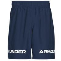 Abbigliamento Uomo Shorts / Bermuda Under Armour UA WOVEN GRAPHIC WM SHORT Blu