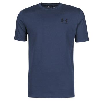 Abbigliamento Uomo T-shirt maniche corte Under Armour UA SPORTSTYLE LC SS Blu