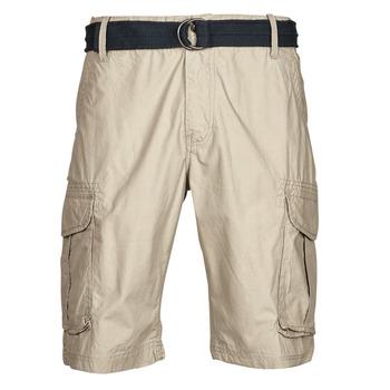 Abbigliamento Uomo Shorts / Bermuda Petrol Industries SHORT CARGO Beige