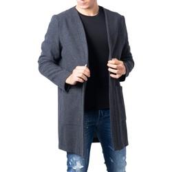 Abbigliamento Uomo Cappotti Imperial KG90AA0 Grigio