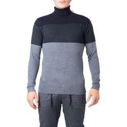 Abbigliamento Uomo Maglioni Idra 2824220 Grigio