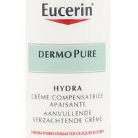 Bellezza Idratanti e nutrienti Eucerin Dermopure Hydra Crema Calmante Compensadora  50 ml