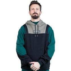Abbigliamento Uomo Felpe Sergio Tacchini Sweatshirt  Bliss noir/gris/vert