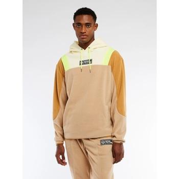 Abbigliamento Uomo Felpe Sergio Tacchini Sweatshirt  Bliss marron/beige