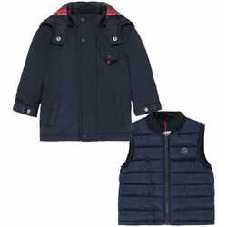 Abbigliamento Unisex bambino Cappotti Mayoral ATRMPN-22911 Blu