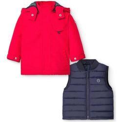 Abbigliamento Bambino Cappotti Mayoral ATRMPN-22912 Rosso