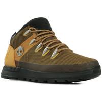 Scarpe Uomo Trekking Timberland Sprint Trekker WP Mid Boot Marrone