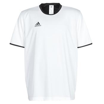 Abbigliamento Uomo T-shirt maniche corte adidas Performance TAN REV JSY Bianco