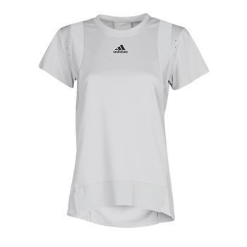 Abbigliamento Donna T-shirt maniche corte adidas Performance TRNG TEE H.RDY Grigio