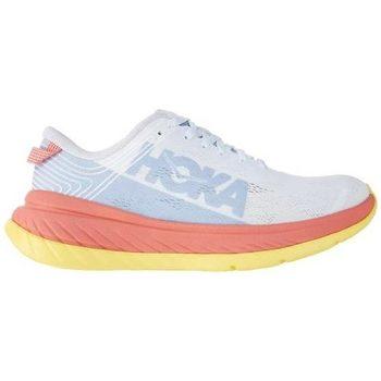Scarpe Donna Running / Trail Hoka one one CARBON X WOMEN'S White