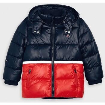 Abbigliamento Unisex bambino Giubbotti Mayoral ATRMPN-22928 Blu