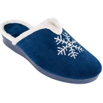 Scarpe Donna Pantofole Cbp - Conbuenpie  Bleu