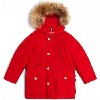 Abbigliamento Bambino Giacche Woolrich Abbigliamento Giacca Bambino  WKOU0124MR SRD Red