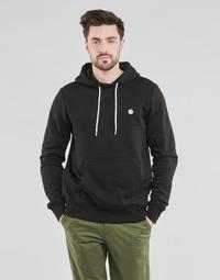 Abbigliamento Uomo Felpe Element CORNELL CLASSIC HO Nero