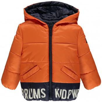 Abbigliamento Unisex bambino Piumini Brums ATRMPN-22937 Arancio