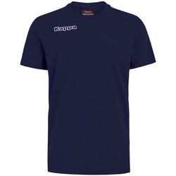 Abbigliamento Bambino T-shirt & Polo Kappa T-shirt enfant  Tee bleu royal
