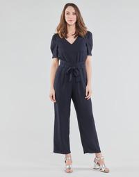 Abbigliamento Donna Tuta jumpsuit / Salopette Naf Naf HEVY D1 Marine