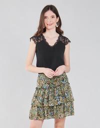 Abbigliamento Donna Top / Blusa Naf Naf OROME Nero