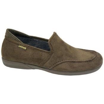 Scarpe Uomo Pantofole Cbp - Conbuenpie  Marron