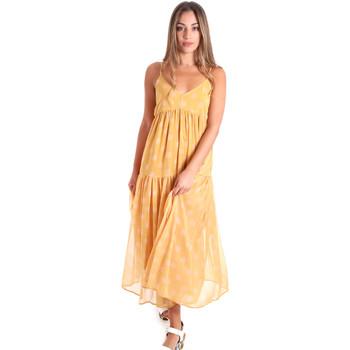 Abbigliamento Donna Abiti lunghi Fracomina FR20SMLINDA Giallo