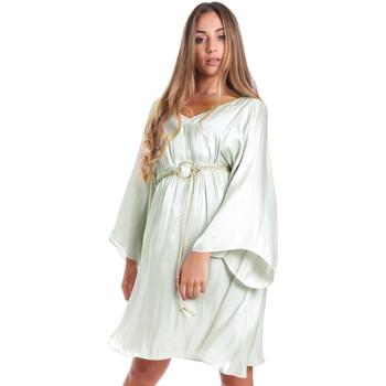 Abbigliamento Donna Abiti corti Fracomina FR20SMELISABETH Verde