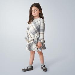Abbigliamento Bambina Abiti corti Mayoral ATRMPN-22963 Beige