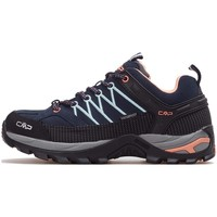 Scarpe Donna Running / Trail Cmp Rigel Wmn WP Nero,Grigio,Blu marino
