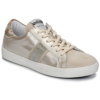 Scarpe Donna Sneakers basse Meline KUC1414 Champagne