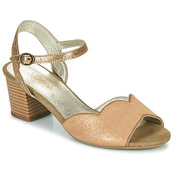 Scarpe Donna Sandali Sweet GOLFE Oro