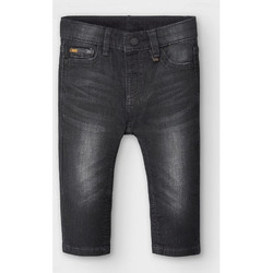 Abbigliamento Bambino Jeans slim Mayoral ATRMPN-22979 Nero
