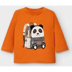 Abbigliamento Unisex bambino Maglioni Mayoral ATRMPN-22983 Arancio